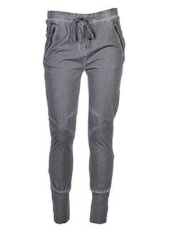 kaffe pantalons et decontractes femme de couleur gris