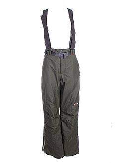 lafuma pantalons homme de couleur vert