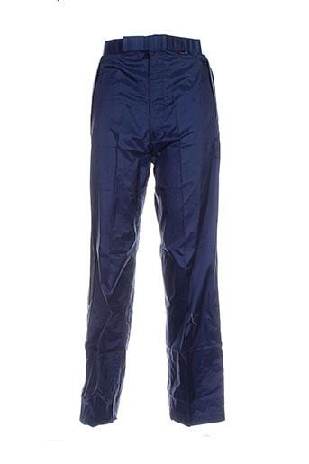 mizuno pantalons et decontractes homme de couleur bleu