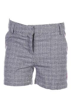 Produit-Shorts / Bermudas-Fille-LILI GAUFRETTE