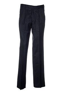 daudignon pantalons homme de couleur gris