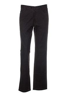 peter cofox pantalons homme de couleur marron