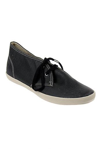 keds chaussures homme de couleur noir
