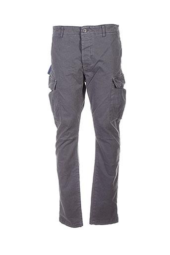 fifty et four pantalons et decontractes homme de couleur gris