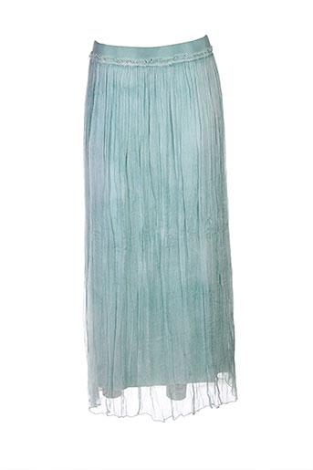 nana nucci jupes femme de couleur vert