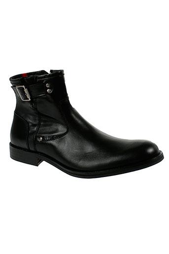pratik boots homme de couleur noir