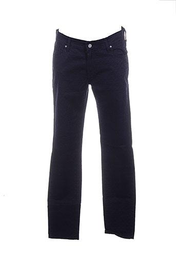 indi EFFI_CHAR_1 cold pantalons femme de couleur bleu