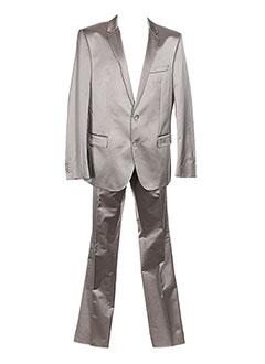 Veste/pantalon beige HUGO BOSS pour homme