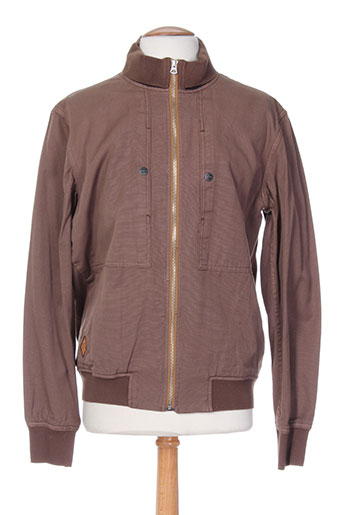 paul smith vestes homme de couleur marron