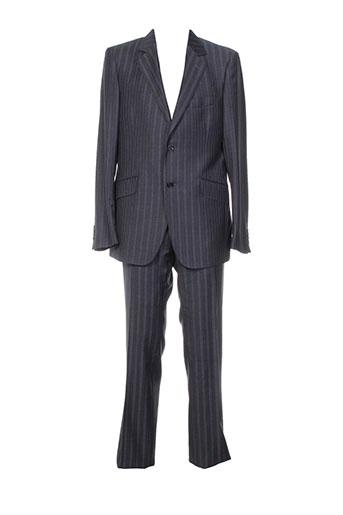 Costume de ville gris ETRO  pour homme