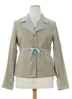 Veste chic / Blazer beige GARELLA pour femme