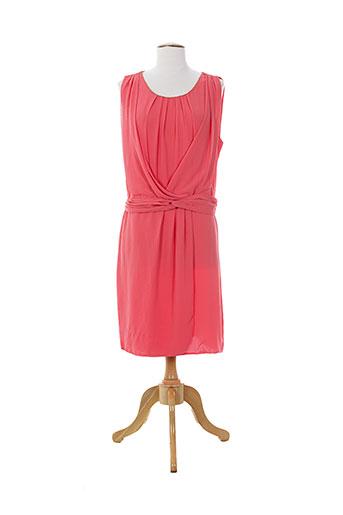 an' ge robes femme de couleur rose