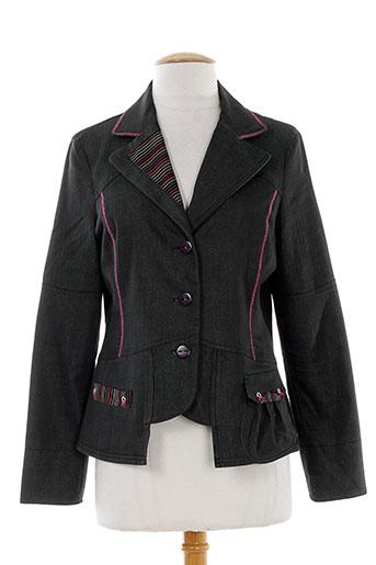 felino vestes femme de couleur noir