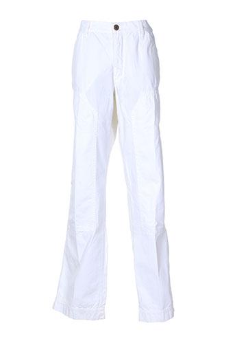 murphy EFFI_CHAR_1 nye pantalons femme de couleur blanc
