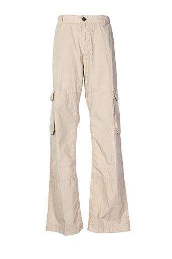 murphy EFFI_CHAR_1 nye pantalons homme de couleur beige