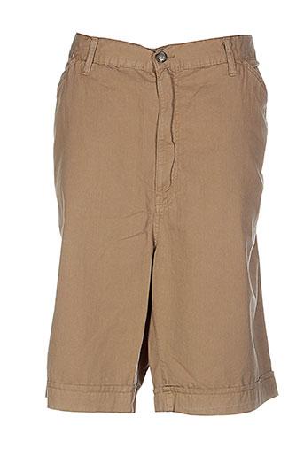emanuel jeans shorts / bermudas homme de couleur marron