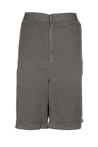 emanuel jeans shorts / bermudas homme de couleur vert