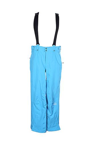 sos pantalons et decontractes homme de couleur bleu