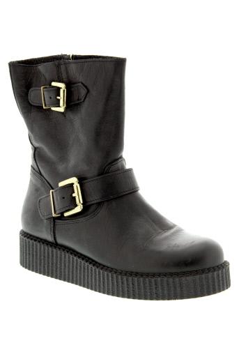 osmose boots femme de couleur noir