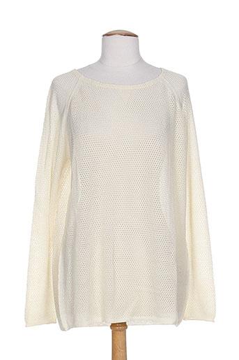bella jones pulls femme de couleur beige