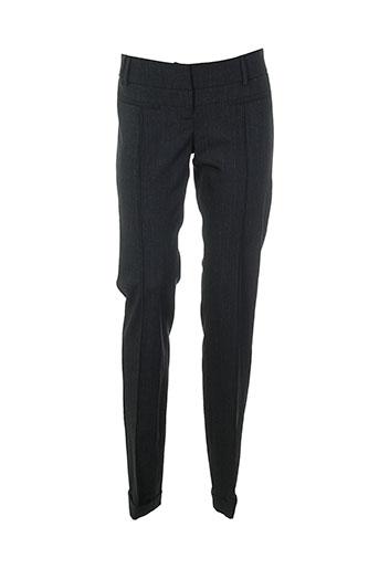 alysi pantalons et citadins femme de couleur noir