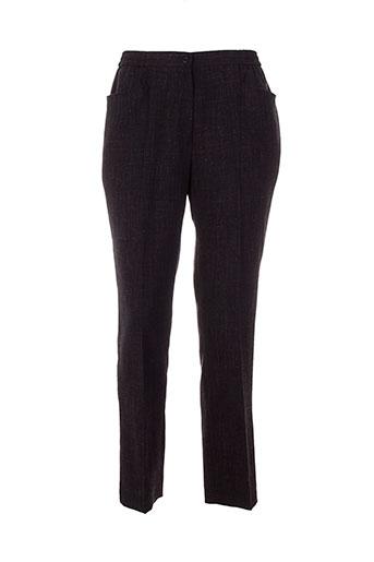 finnkarelia pantalons femme de couleur violet