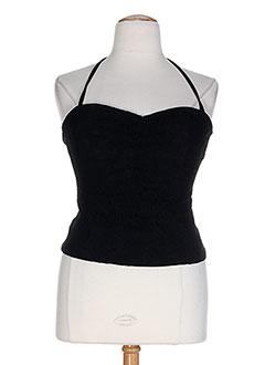 Produit-T-shirts / Tops-Femme-CARACTERE