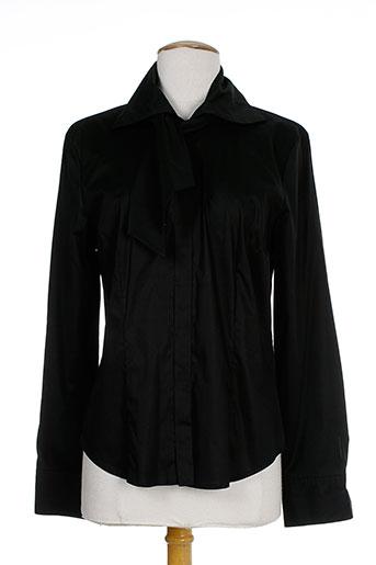apriori chemises femme de couleur noir