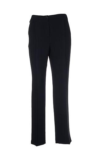 antonelle pantalons et citadins femme de couleur noir