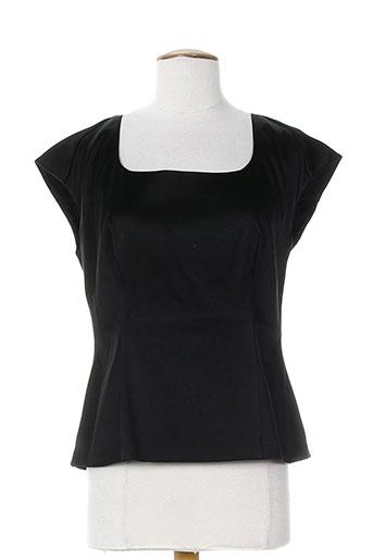 escada chemises femme de couleur noir
