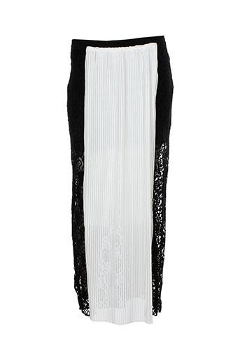elisa et cavaletti jupes et longues femme de couleur noir