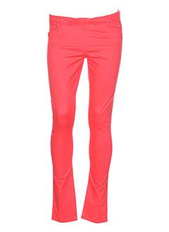 Pantalon chic orange NAME IT pour fille