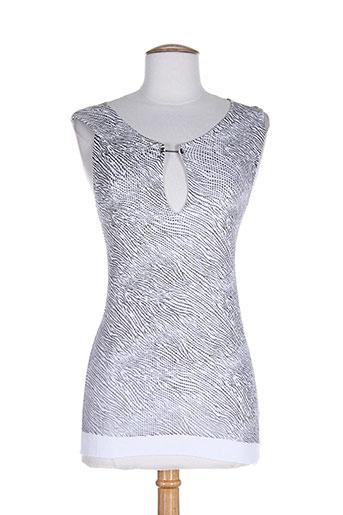 hybris chemises femme de couleur gris