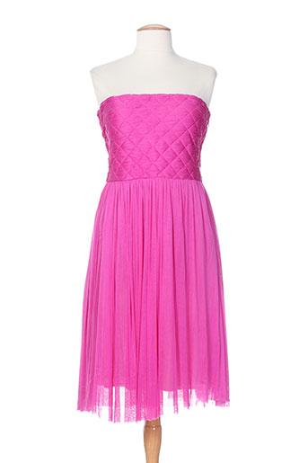 pablo gerard darel robes femme de couleur rose