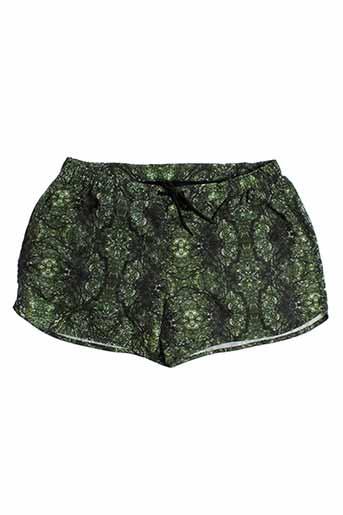 monsieur madone maillots de bain homme de couleur vert