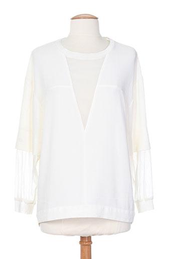 iro chemises femme de couleur beige