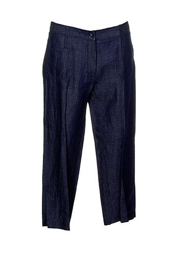 pablo gerard darel pantacourts femme de couleur bleu