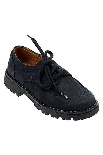 lepi chaussures garçon de couleur bleu