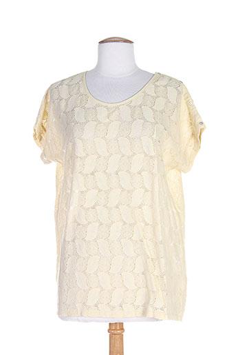 bella jones chemises femme de couleur beige