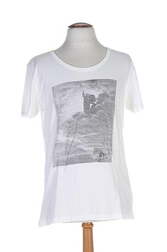 memento clothing t-shirts homme de couleur blanc