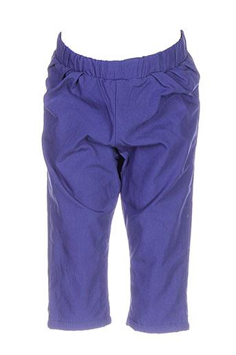 bulle et de et bb pantalons et decontractes enfant de couleur bleu
