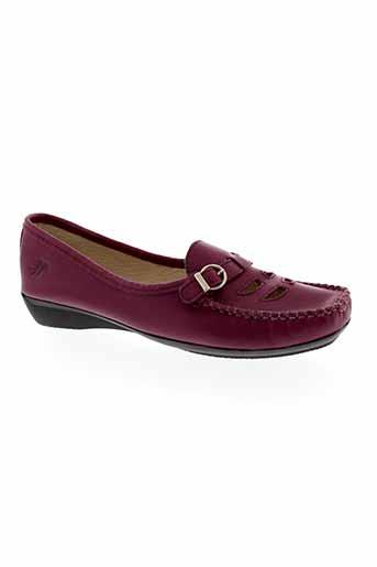 hirica chaussures femme de couleur violet