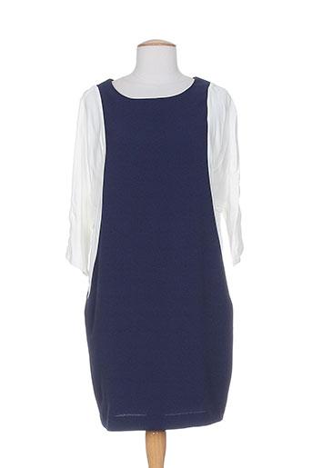 mexx robes femme de couleur bleu