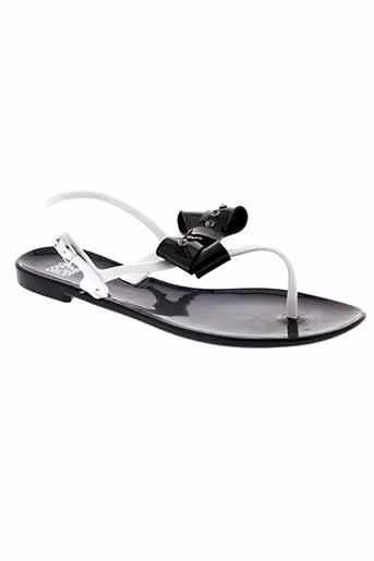 colors et of et california sandales et nu et pieds femme de couleur noir