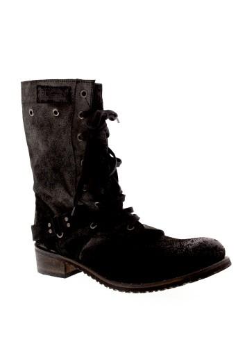 buggy boots homme de couleur noir