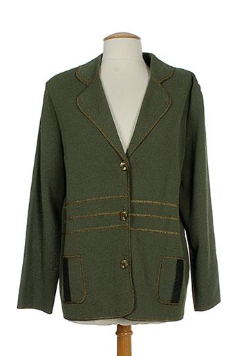 lucia vestes femme de couleur vert