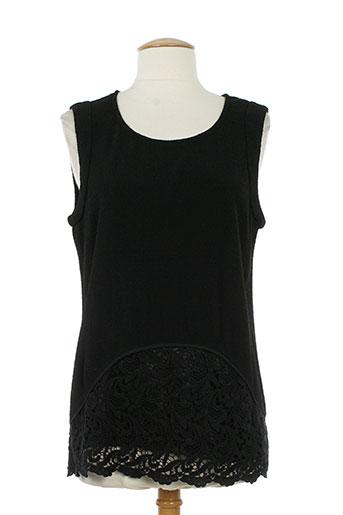 good look chemises femme de couleur noir
