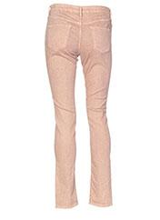 Pantalon casual orange PAUL & JOE pour femme seconde vue
