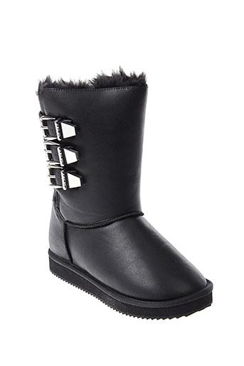 liu et jo boots femme de couleur noir