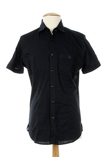 pal zileri chemises homme de couleur noir